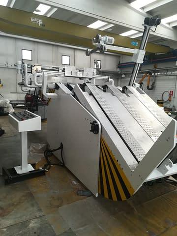 Revamping macchinari industriali 37