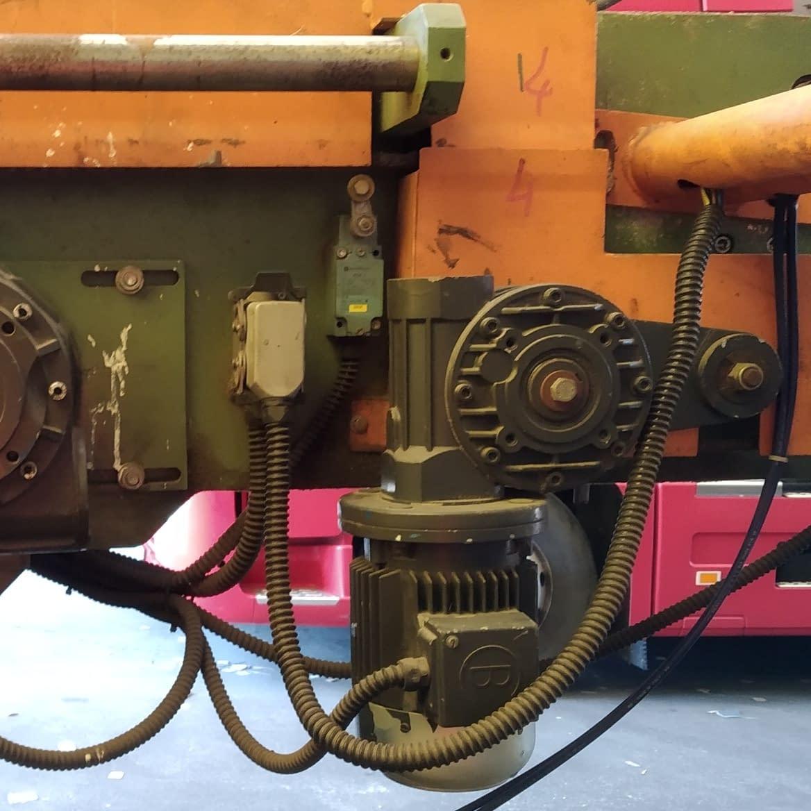 Revamping macchinari industriali 50