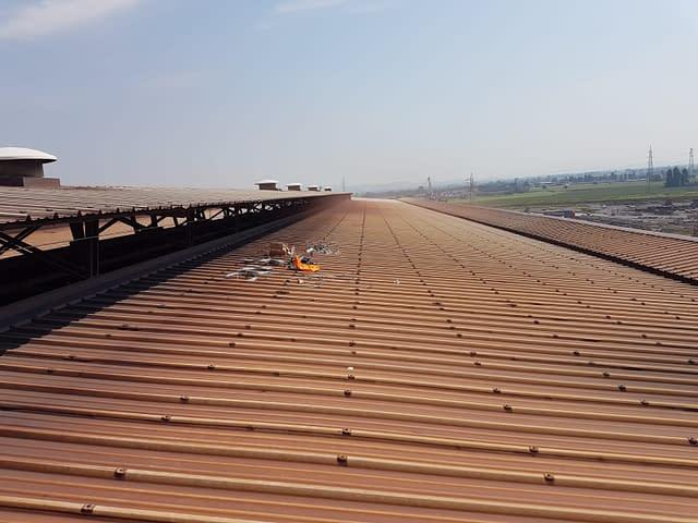 Installazione linee vita industriali 14