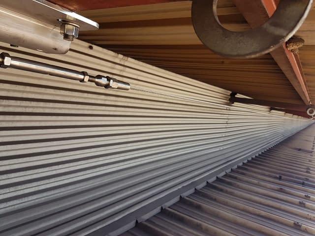 Installazione linee vita industriali 5
