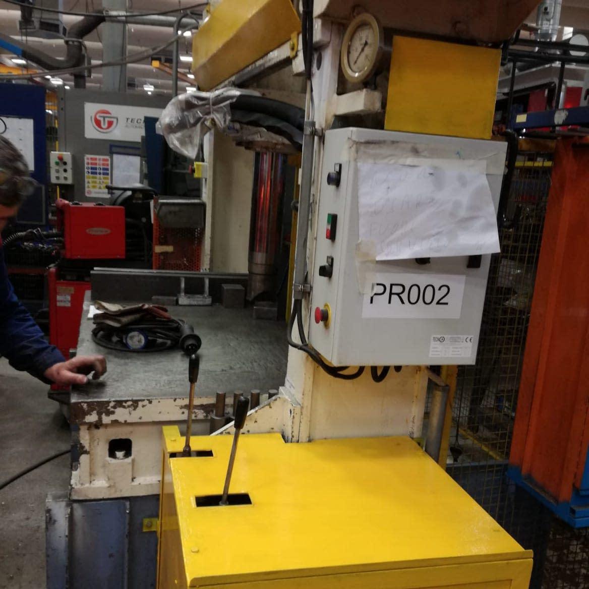Revamping macchinari industriali 12