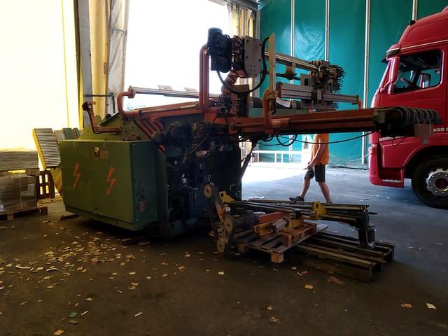 Revamping macchinari industriali 13