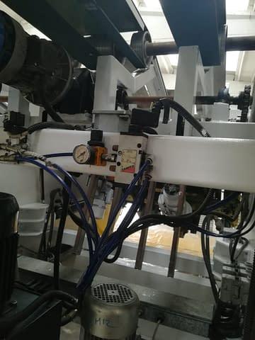 Revamping macchinari industriali 40