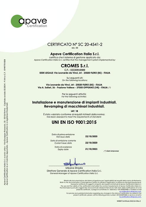 ISO9001IAF18