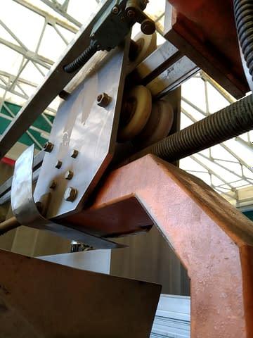 Revamping macchinari industriali 33