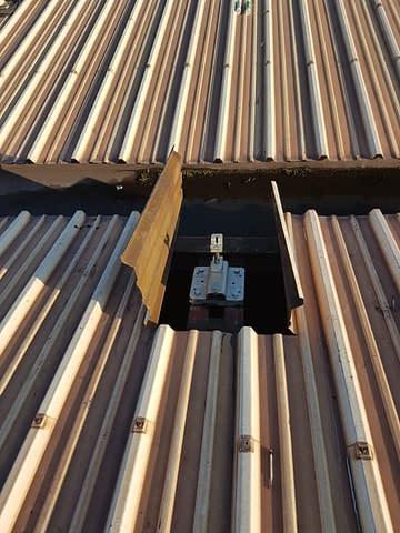 Installazione linee vita industriali 7